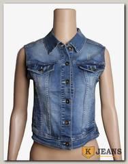 Жилет джинсовый жен. Vigazz B-202