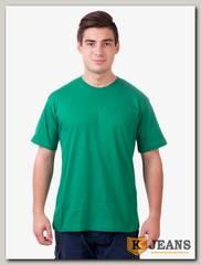 Футболка мужская Мос Ян Текс зеленый