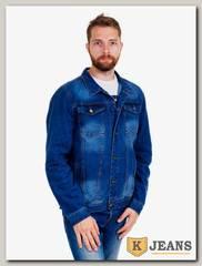 Куртка мужская джинсовая SCTRN S-011