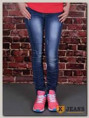 Джинсы для девочки AK Jeans YN-205