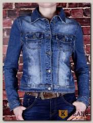 Куртка женская джинсовая Haodi HD99-247S