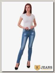 Джинсы женские Denim HT-9015