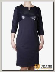 Платье трикотажное Ромашка П212-1