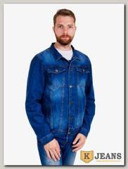 Куртка мужская джинсовая SCTRN S-012