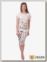 Пижама женская Дарья 447