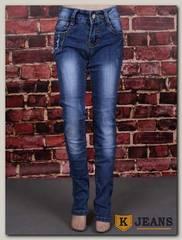 Джинсы для девочки AK Jeans YN-208