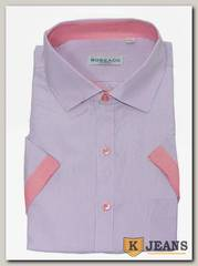 Рубашка муж. к/р Bossado 652