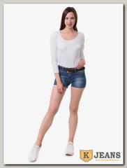 Шорты женские джинсовые Langluka X1630DK