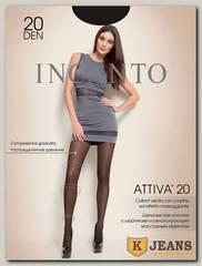 Колготки женские Incanto ATTIVA 20 den nero