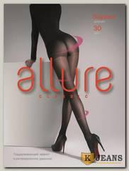 Колготки женские Allure Classic Support 30 den nero