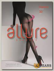 Колготки женские Allure Classic Support 30 den nero
