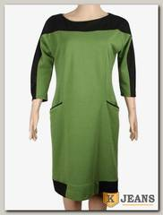 Платье женское Ромашка П115