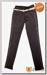 Брюки женские Wafler 6721 коричневый