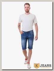 Бриджи джинсовые мужские AZXK 352