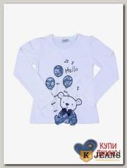 Лонгслив для девочки Cool Bear 296-1