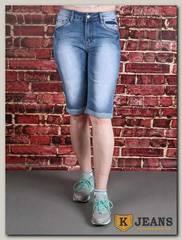 Бриджи женские джинсовые Rich Berg TD9016