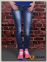 Джинсы для девочки AK Jeans YN-201