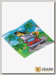 Салфетка детская махровая СДМ-10 (30x30)