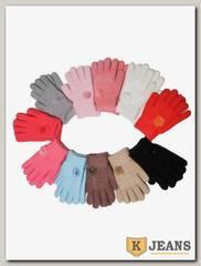 Перчатки детские для девочки Meideli LG1761