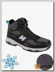 Кроссовки мужские (зима) Aowei A2680-9