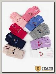 Перчатки для девочки KimLin Д-701