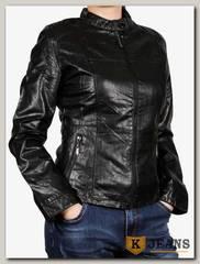 Куртка женская кожаная ZG D-998A