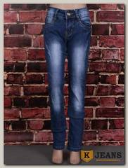 Джинсы для девочки AK Jeans YN-210