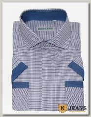 Рубашка муж. к/р Bossado 710