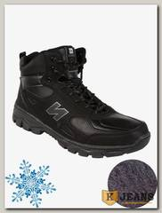 Кроссовки мужские (зима) Aowei A2680-7