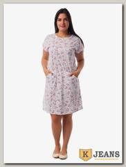 Платье женское По карману 005011-1