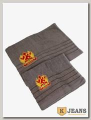 Комплект полотенец (70x140)+(50x90) КМП-5/3-3