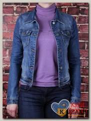 Куртка женская джинсовая Haodi HD99-282S