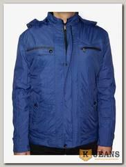 Куртка муж. Olunbo, синяя