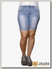Бриджи женские джинсовые Langluka PY-239AW