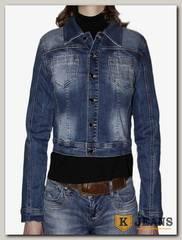 Пиджак джинсовый женский Rich Berg B 820-1