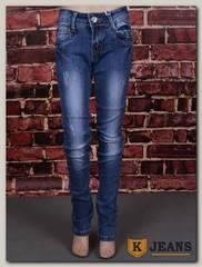 Джинсы для девочки AK Jeans YN-207