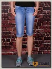 Бриджи женские джинсовые Langluka PY-216Q