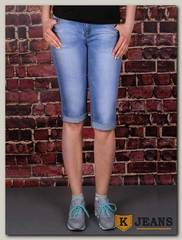Бриджи женские джинсовые Langluka PY-218Q