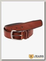 Ремень мужской кожаный РМК-66-2