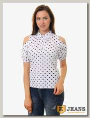 Блуза женская Base E6120-1