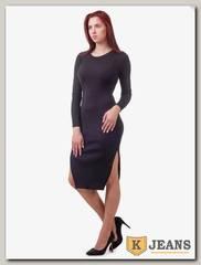 Платье трикотажное FT 1628-1