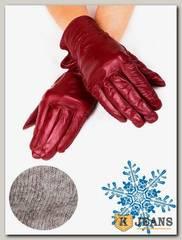 Перчатки женские кожаные KangTai 2290