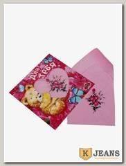 Платок носовой подарочный ПЖП-100-4