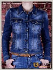 Куртка женская джинсовая Haodi HD99-242S