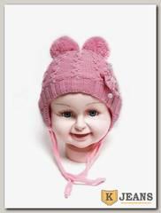 Шапка детская для девочки ШДД-1-1