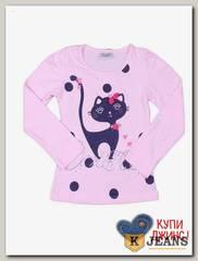 Лонгслив для девочки Cool Bear 205-2