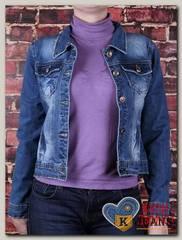 Куртка женская джинсовая Haodi HD99-246AS