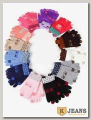 Перчатки для девочки Виктория 7715