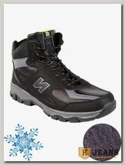Кроссовки мужские (зима) Aowei A2680-4