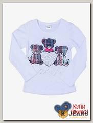 Лонгслив для девочки Cool Bear 206-1